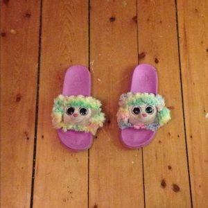 Other - Puppy flip flops needs wash